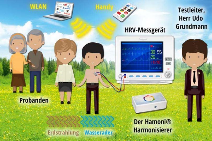 Hamoni® Baubiologischer-Test