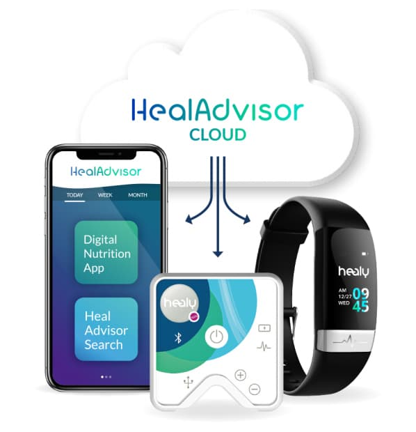HealAdvisor Cloud App - Healy - Watch
