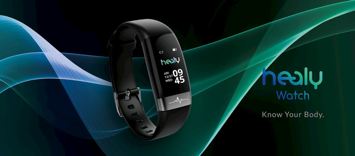 Healy Watch (Uhr) kenne Deinen Körper